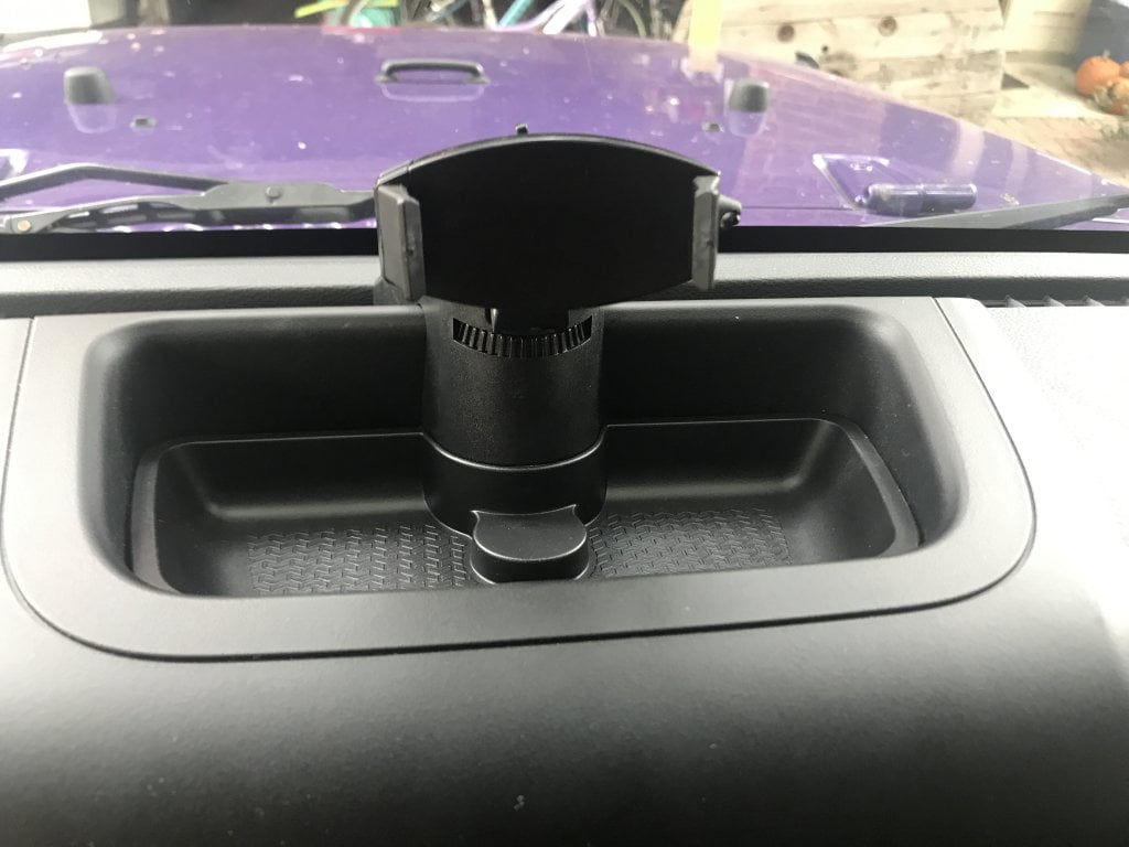 Rugged Ridge Wrangler Dash mount