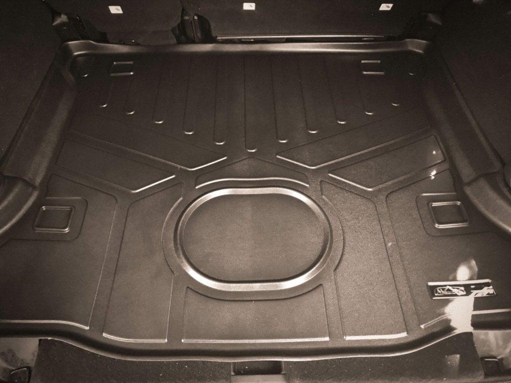 cargo area floor mat jeep wrangler