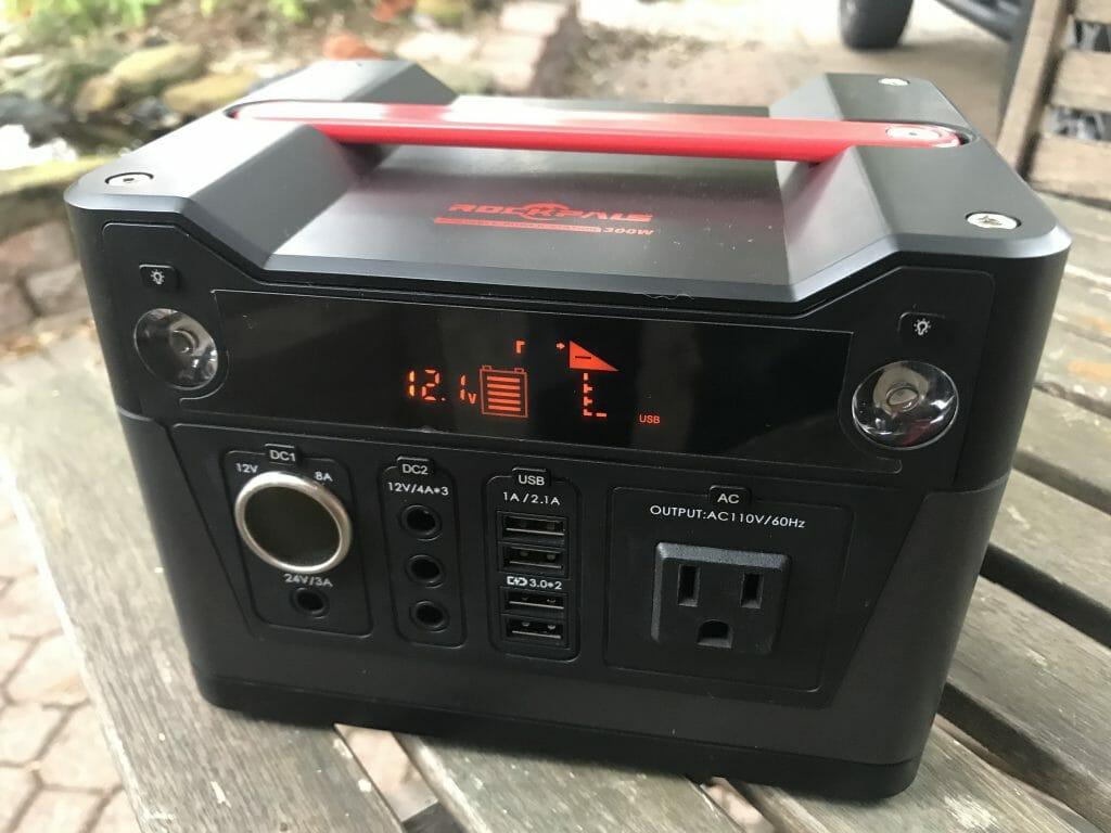 Rockpals Portable Power Generator