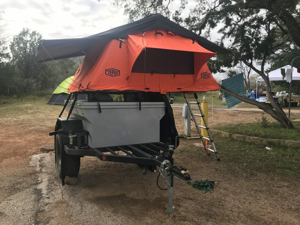Trailer Mounted RTT
