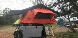 The ultimate roof top tent Camping Guide