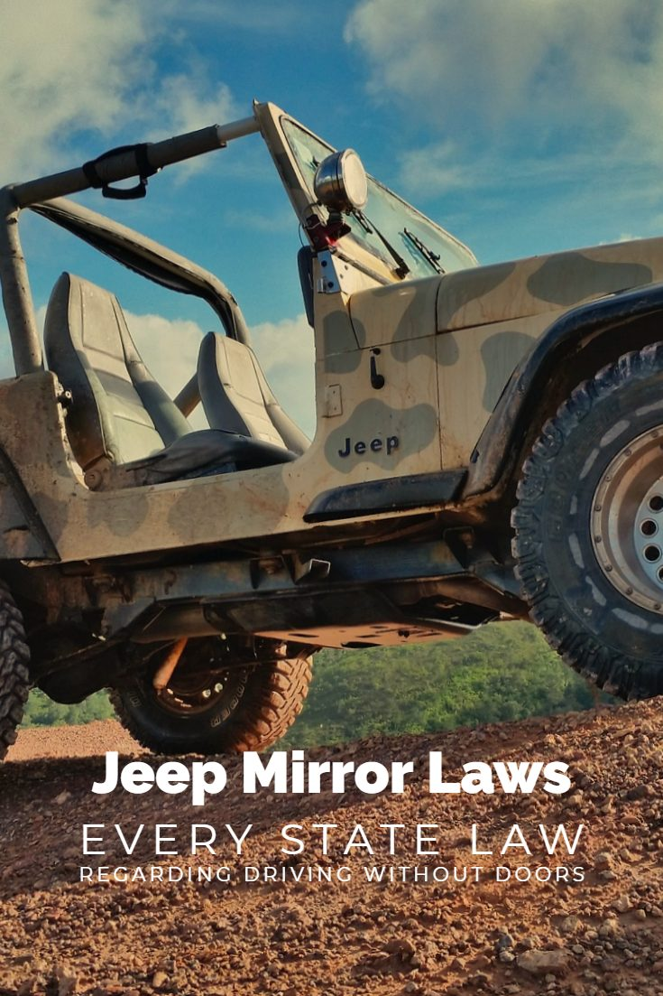 Jeep Mirror Laws
