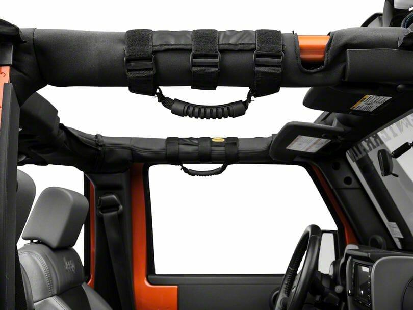 best jeep upgrades - grab handles