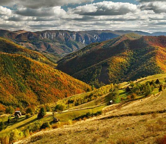 Apuseni Mountains Romania