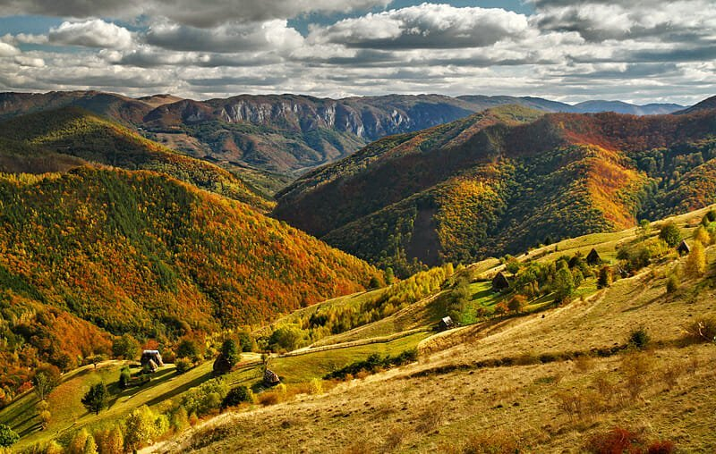 Apuseni Mountains Romania