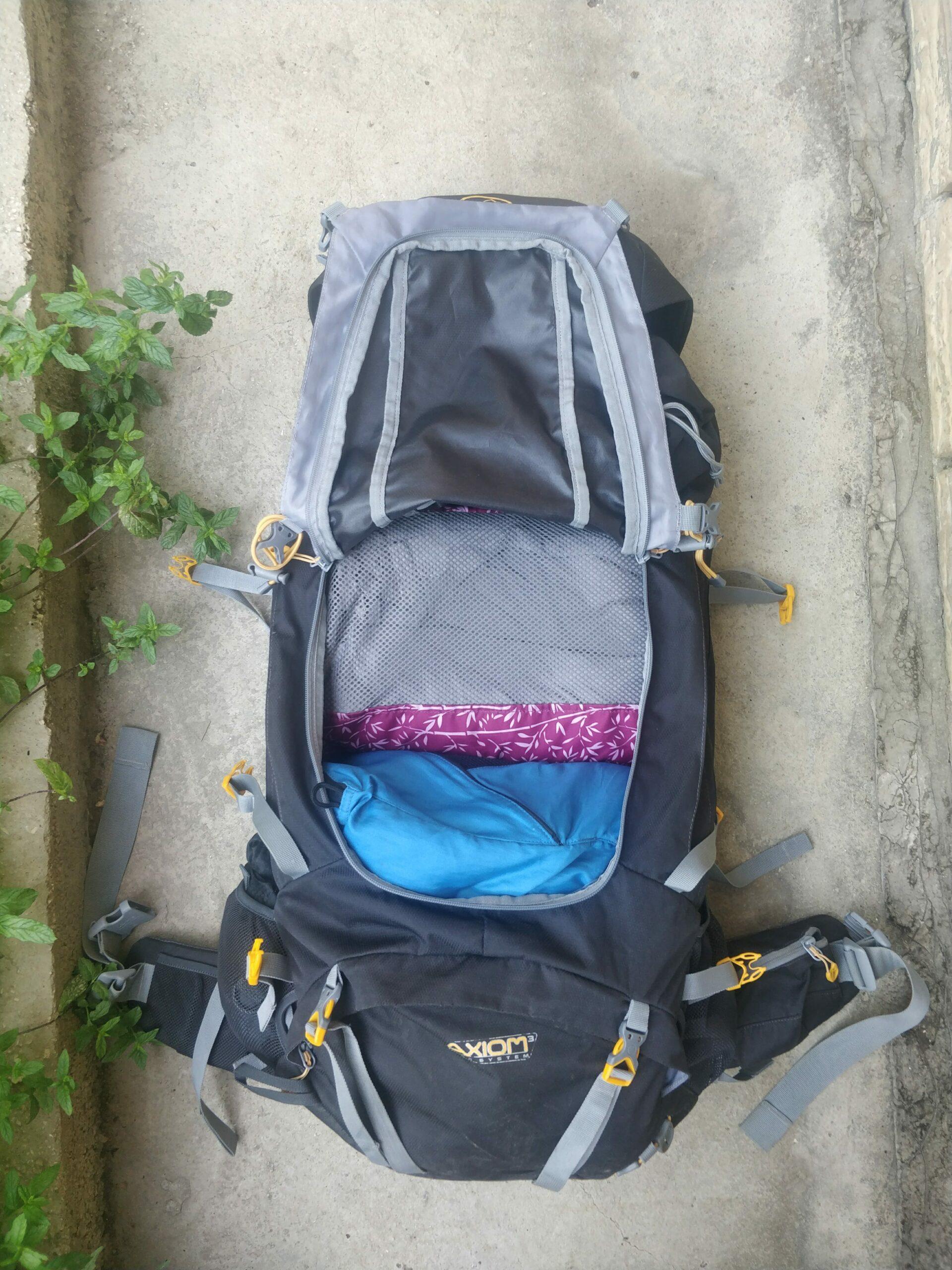 Lowe Alpine Diran Backpack Review