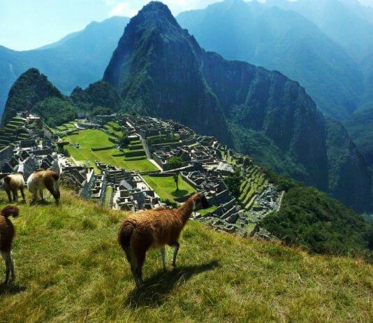 Salkantay Pass Trek to Machu Picchu