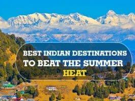 Indian Tourist Places
