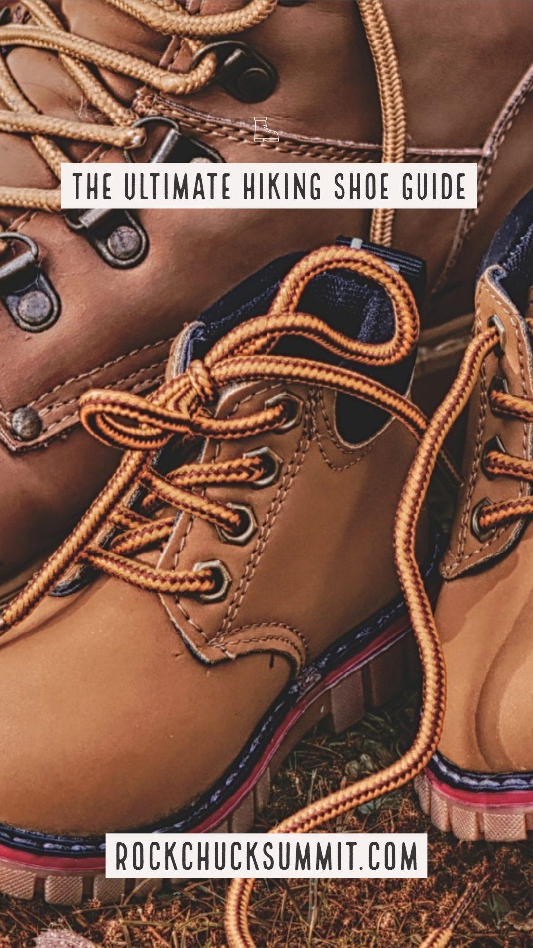 Hiking Shoe Guide