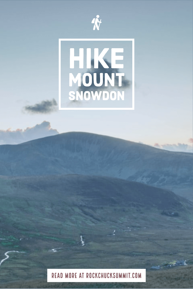 Mount Snowdon Hike UK