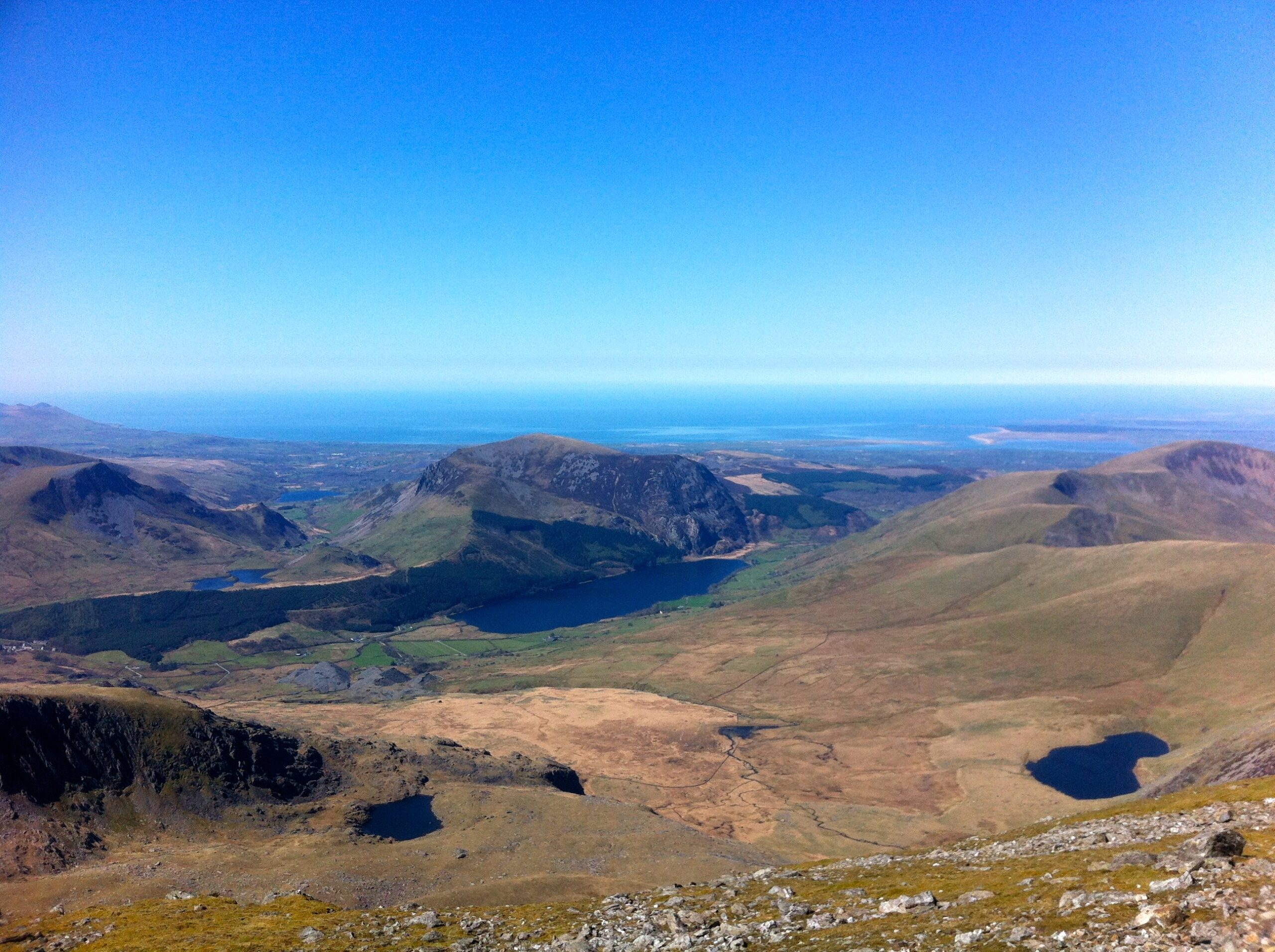 Snowdon Hiking Guide