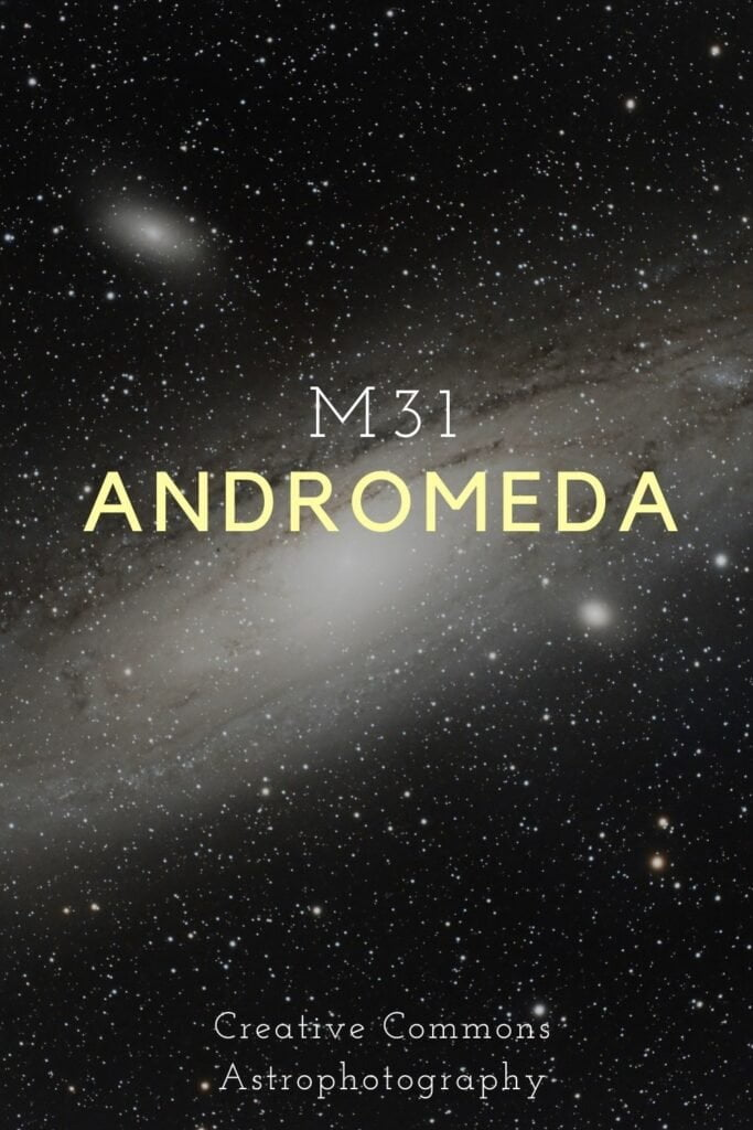 M31 Andromeda Galaxy Images & Downloads