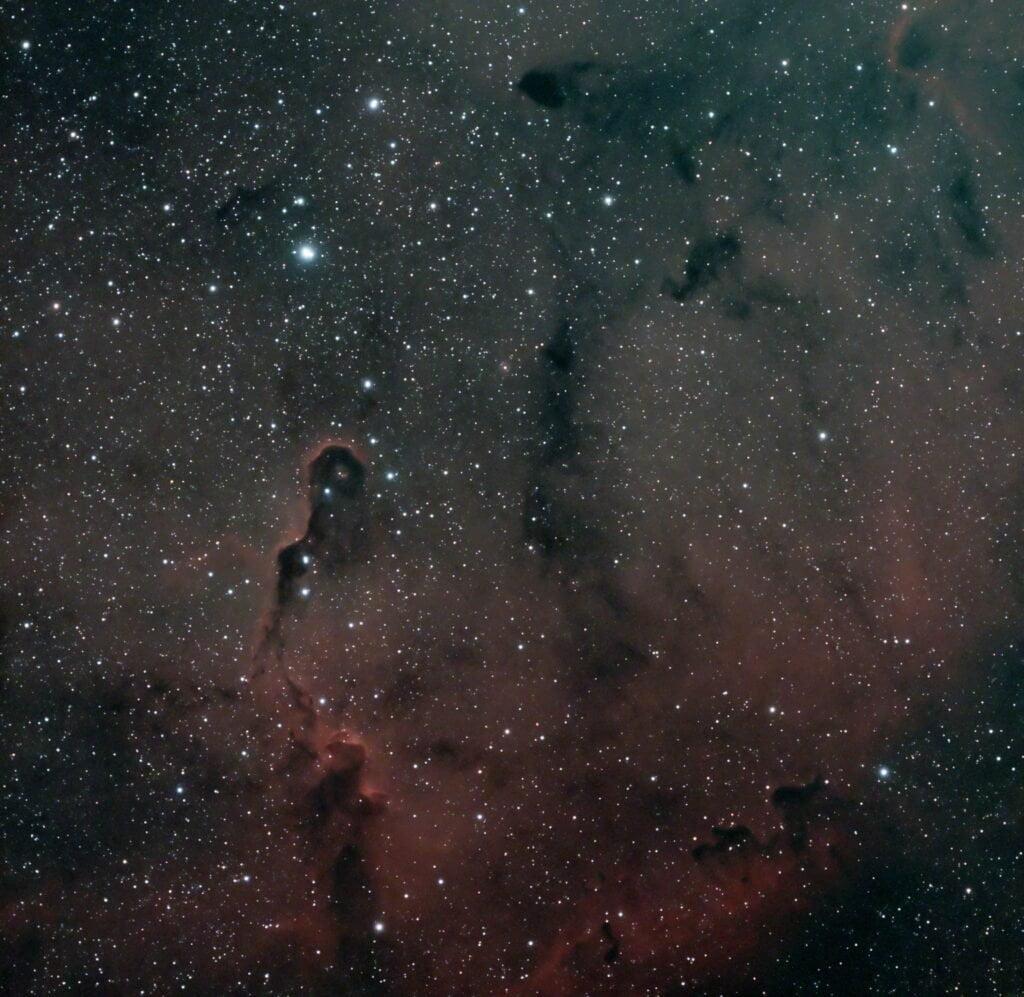 Elephant Nebula asi533